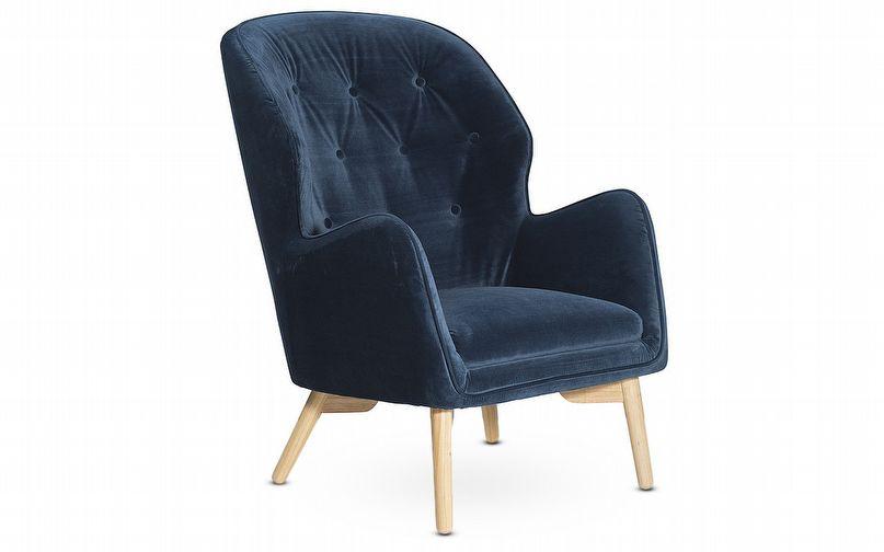 Stol Mantle fra Dan Form | Mestermøbler