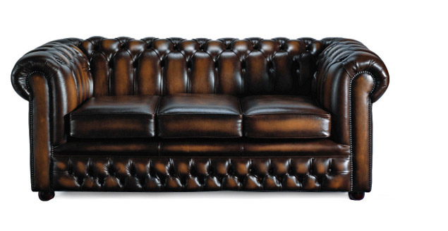 3-seters sofa fra Chesterfield Roche